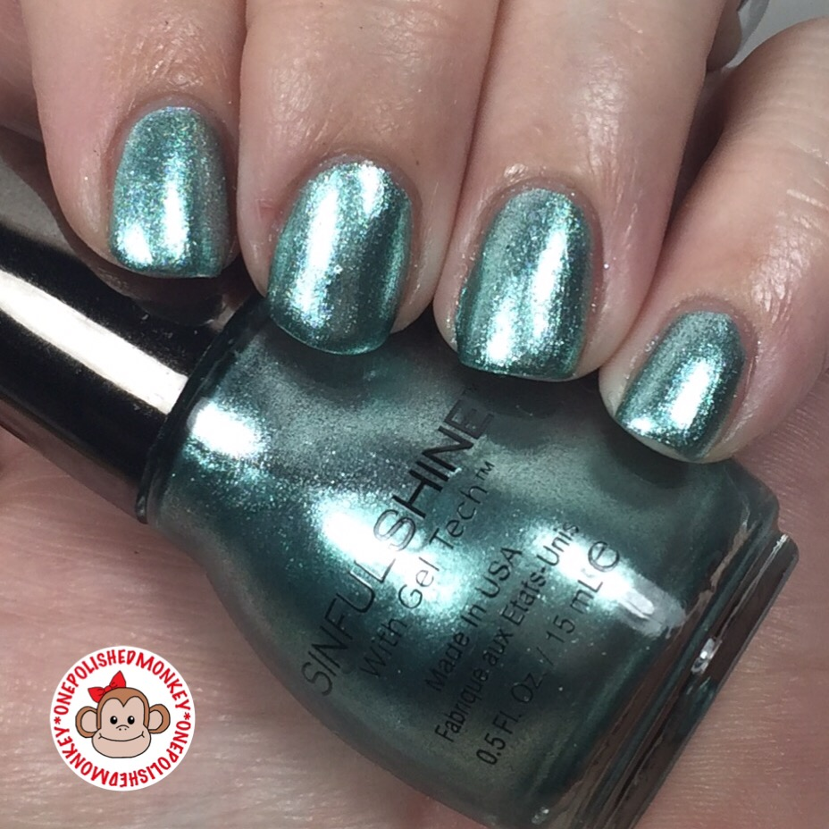 Sinful Shine Smoke & Mirrors – onepolishedmonkey