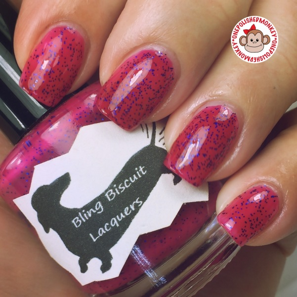 Bling Biscuit Lacquer- Soul Sistah! Review – onepolishedmonkey